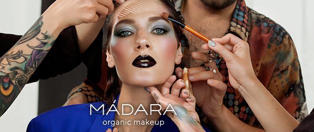 MÁDARA ORGANIC MAKE-UP