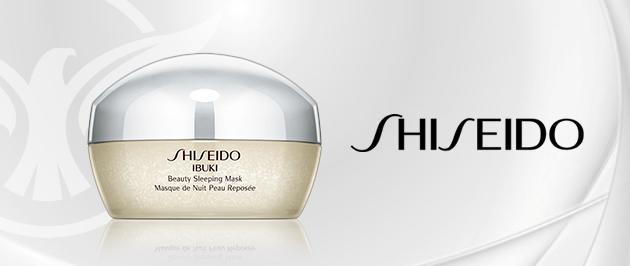 Shiseido-Gesichtsmaske