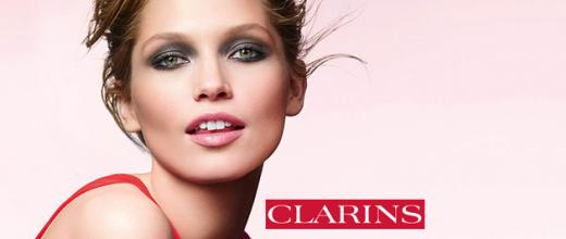 CLARINS Makeup-Workshop