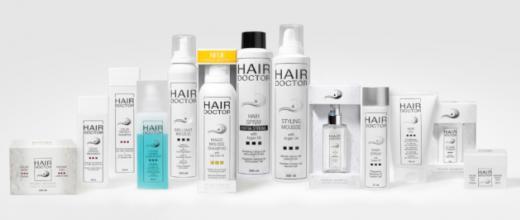 Hairdoctor Produkte